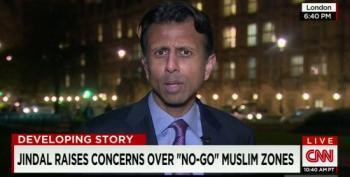 Bobby Jindal's Xenophobic Rage In U.K.