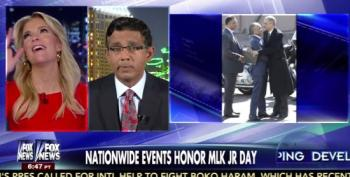 Megyn Kelly Smacks Dinesh D'Souza For Deluded Obama Comments
