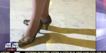 Fox News' Gretchen Carlson On Joni Ernst: It's All About The Shoes