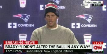 Tom Brady On Deflategate: 'To Me Those Balls Are Perfect'