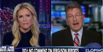 Fox Guest: 'Mr. Holder, It's Time To Cut Darren Wilson Down From That Tree'