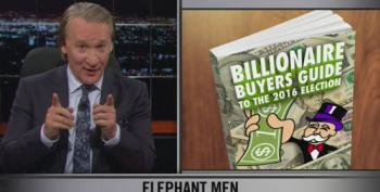 Maher Runs Through The List Of GOP Candidates In His 2016 'Billionaire Buyers Guide'