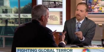 Chuck Todd Asks Why It Feels Like The World's 'On Fire Compared To 15 Years Ago'
