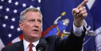 NYC Mayor: 'Reconcile Yourselves With Your God, For All Will Perish In The Tempest'