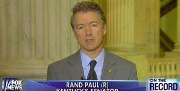 Rand Paul: Obama Being 'Childish' Over Boehner's Invite To Netanyahu
