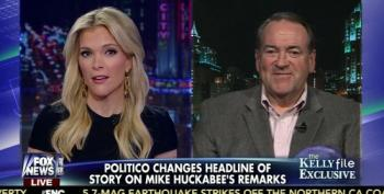 Megyn Kelly Sets Mike Huckabee Straight On What Women Do