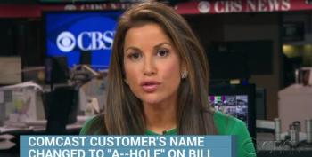 """Comcast Customer's Name Changed To """"Asshole"""" On Bill"""