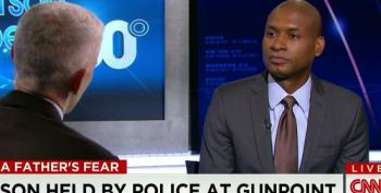 Charles Blow Discusses Yale Police Holding His Son At Gunpoint