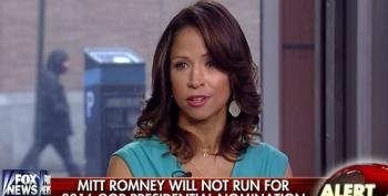 Stacey Dash Tells Fox Panel Mitt's Still Going To Run: It's A Chess Move