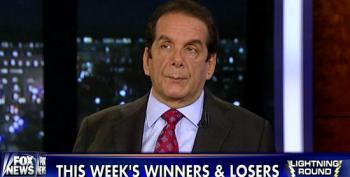 Krauthammer: Romney Withdrawal Gave GOP Future Secretary Of The Treasury