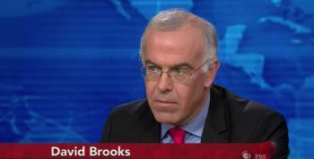 David Brooks Downplays The Influence Of Koch Money On Elections