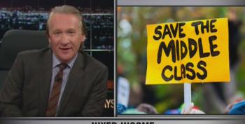 Maher Hits GOP For Pretending To Care About The Middle Class