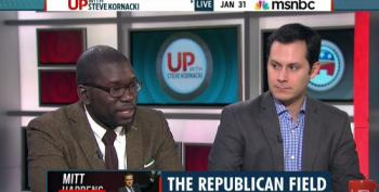 Jamelle Bouie: Walker Doesn't Have Bush's Baggage Or Christie's Scandals
