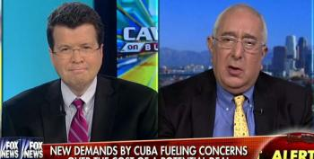 Fox's Ben Stein: Normalizing Cuban Relations Payoff To Obama's 'Old Leftie Buddies'