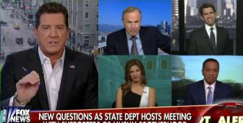 Fox's Bolling Whines About State Dept. Meeting With Muslim Brotherhood, But Not Bibi