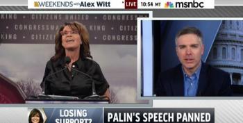 Matt Lewis Finally Admits Palin Should Not Be Taken Seriously