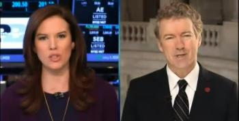 Rand Paul Thinks Vaccinations Should Be Voluntary