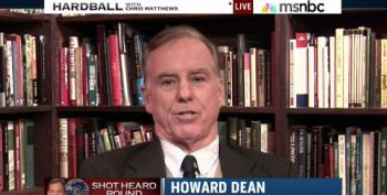 Howard Dean: Rand Paul's Anti-Vaxxer Remarks Disqualify Him From Becoming President