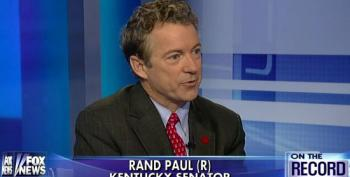 Rand Paul Claims His Position On Vaccines Is No Different Than Obama's