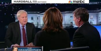 Chris Matthews Reminds GOP Strategist That Hillary Is Six Months Younger Than Romney