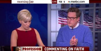 Scarborough Attacks President Obama's Prayer Breakfast Speech