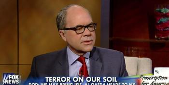 Fox's Peter Johnson Fearmongers Over Terrorists Being Tried In The U.S.