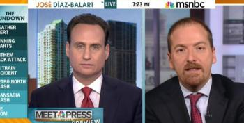 Chuck Todd Accuses Obama Admin Of Not Having Clear National Security Strategy