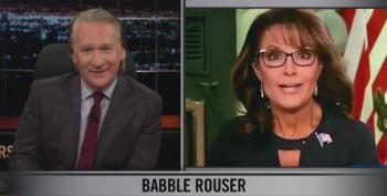 Maher On Republicans Finally Dumping Palin: What Took You So Long?
