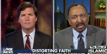 Wingnut E.W. Jackson Attacks Obama's Speech At National Prayer Breakfast
