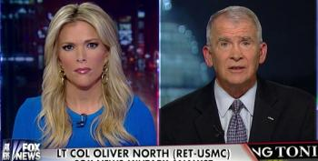 Megyn Kelly Turns To Iran Contra Criminal Oliver North For Advice On ISIS