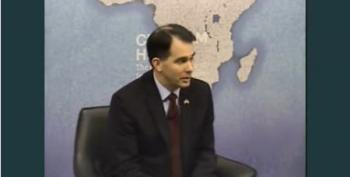 Scott Walker Punts On Question Of Evolution