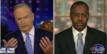 O'Reilly Takes Credit For Ben Carson Being Removed From SPLC Extremist List