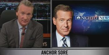 Bill Maher Skewers Brian Williams And Network 'News' For Not Doing Their Jobs