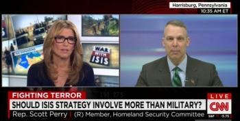 CNN's Costello Rips Rep. Perry For 'Suggesting The President Is A Traitor'