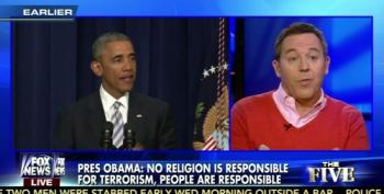 Fox News Freakout On Obama's ISIS Speech: 'He's A Terror Denialist'