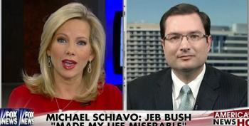 Shannon Bream Attacks Michael Schiavo To Defend Jeb Bush
