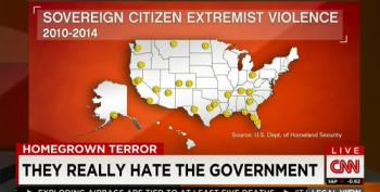 DHS Intelligence Report Warns Of Domestic Right-Wing Terror Threat