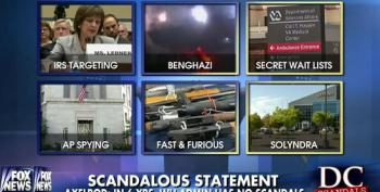 Fox And Friends Use Drummed Up Fake Scandals To Attack David Axelrod