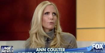 Coulter Pretends No One Can Tell When Republicans Are Racists