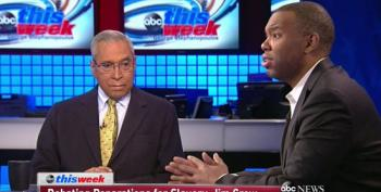Ta-Nehisi Coates And Shelby Steele Debate Reparations