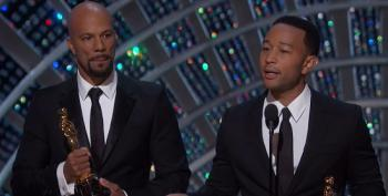 Common And John Legend Give Moving Acceptance Speech For 'Glory'