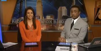 Anchor Suspended 3 Days For Racial Slur