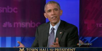 President Obama On The Importance Of Voting: Staying Home Isn't An Option