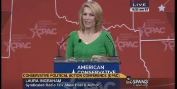 Laura Ingraham Slams Jeb Bush At CPAC