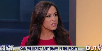 Andrea Tantaros 'Just Asks' Again If The White House Is Anti-Semitic