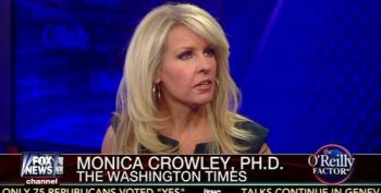 Monica Crowley Says She Would Have Bombed Iran Years Ago