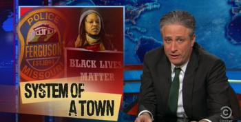 The Daily Show Goes To Ferguson