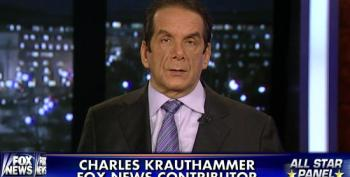 Krauthammer Attacks Obama Admin For Iran's Influence In Iraq