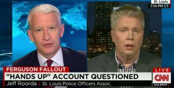 Anderson Cooper Confronts Police Union Rep Roorda Over Calling DOJ Report 'Flimsy'