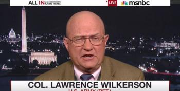 Wilkerson: If Americans Want Ground Forces To Fight ISIS, Let's Have A Draft